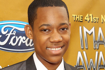 Tyler James Williams 41st NAACP Image Awards - Red Carpet