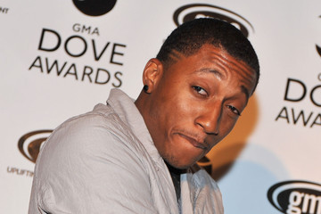 LeCrae 42nd Annual GMA Dove Awards - Press Room