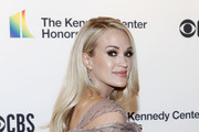 Carrie Underwood attends the 2019 Kennedy Center Honors at The Kennedy Center on December 08, 2019 in Washington, DC.