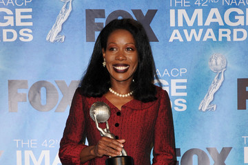 Isabel Wilkerson 42nd NAACP Image Awards - Press Room