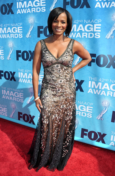 Actress Vanessa Bell Calloway arrives at the 42nd NAACP Image Awards held at The Shrine Auditorium on March 4, 2011 in Los Angeles, California.