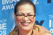Dr. Julianne Malveaux arrives at the 42nd NAACP Image Awards held at The Shrine Auditorium on March 4, 2011 in Los Angeles, California.
