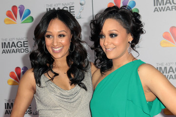 Tamera Mowry-Housley 43rd NAACP Image Awards - Arrivals