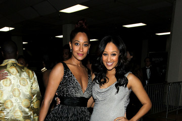 Tamera Mowry-Housley 43rd NAACP Image Awards - Backstage And Audience