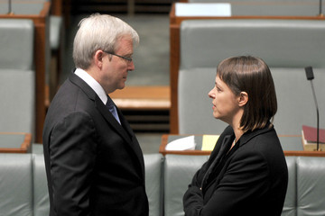 Nicola Roxon 43rd Parliament Opens In Canberra