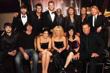 Kimberly Roads Karen Fairchild 44th Annual CMA Awards - Capitol Records Post Party