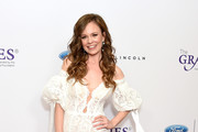 Rachel Boston at the 44th Annual Gracies Awards, hosted by The Alliance for Women in Media Foundation on May 21, 2019 at the Four Seasons Beverly Wilshire Hotel in Beverly Hills, California.