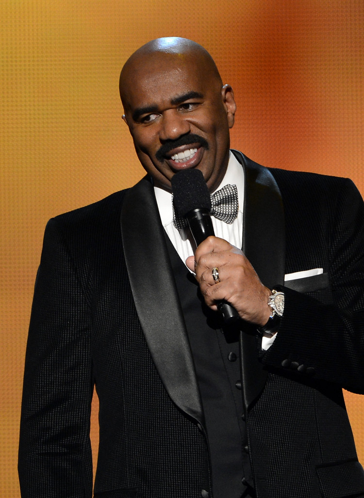 Steve Harvey In 44th Naacp Image Awards Show 1 Of 20