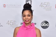 Susan Kelechi Watson attends The 45th Annual HUMANITAS Prize at The Beverly Hilton Hotel on January 24, 2020 in Beverly Hills, California.