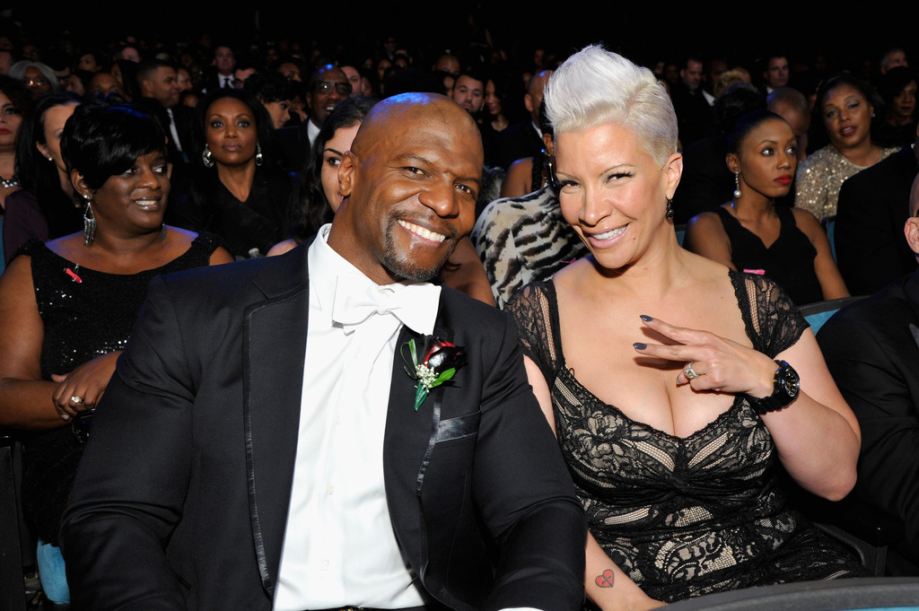 terry crews married