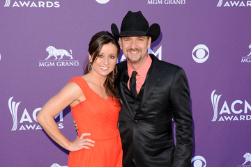Mindy Ellis Campbell 47th Annual Academy Of Country Music Awards - Arrivals