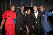 Chris Spencer and Tai Beauchamp Photos Photo