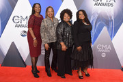 The McCrary Sisters - The Best and Worst Dressed at the CMA Awards