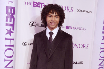 Noah Gray-Cabey 4th Annual BET Honors - Arrivals