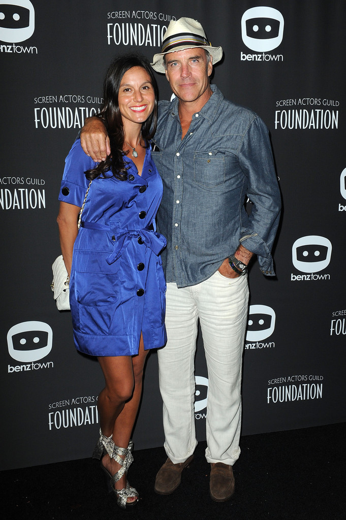 Richard Burgi and Liliana Lopez Photos Photos - Zimbio