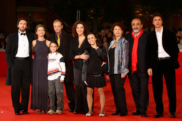 "The 4th International Rome Film Festival: ""Christine, Cristina"" Red Carpet"