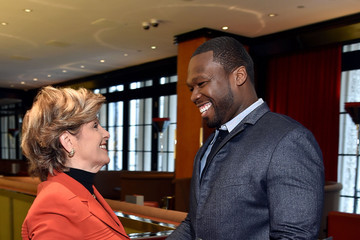 50 Cent 'Dream School: NYC' Premieres in NYC