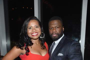 50 Cent STARZ 'Power' New York Season Three Premiere - After Party
