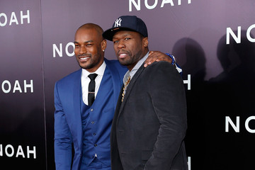 50 Cent 'Noah' Premieres in NYC — Part 4
