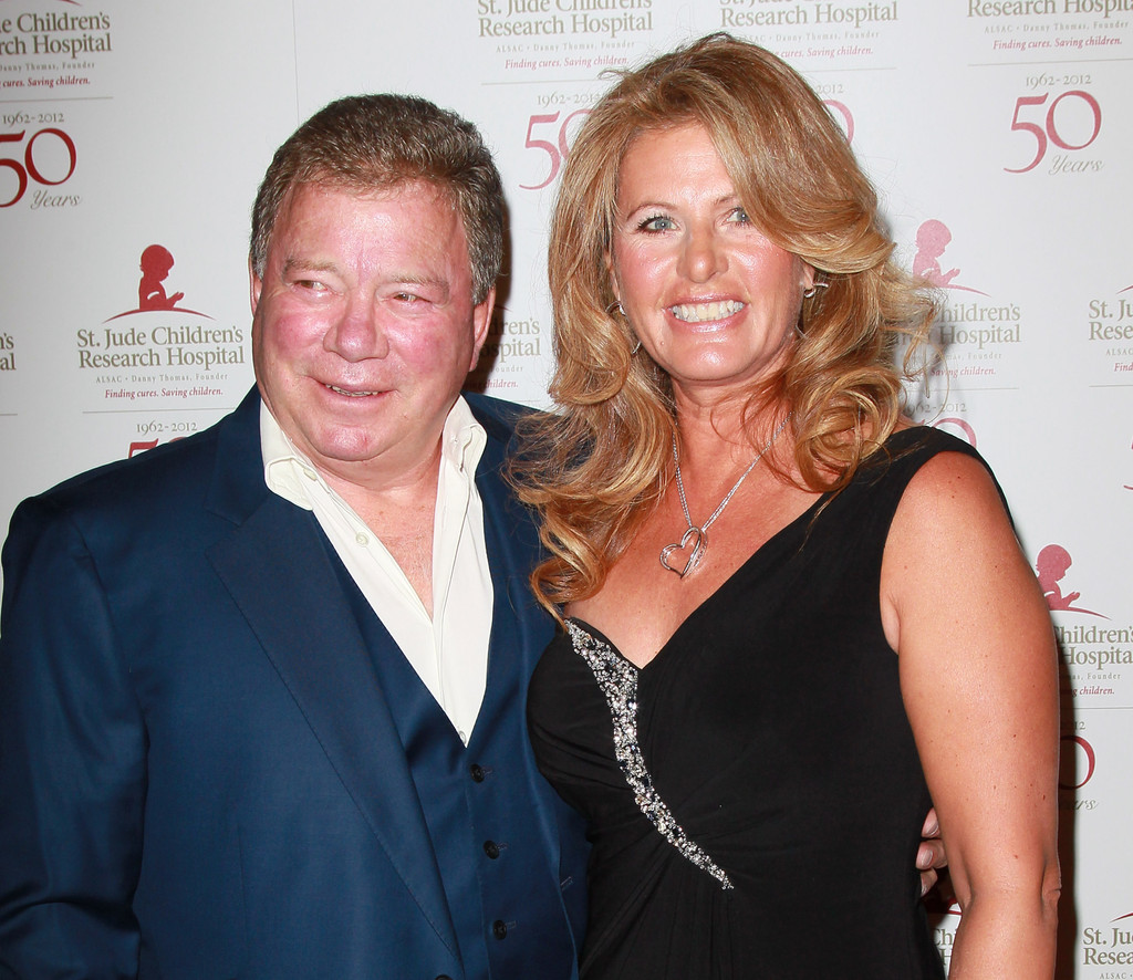 william shatner and elizabeth shatner photos photos 50th