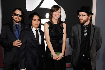 Fuse 52nd Annual GRAMMY Awards - Arrivals