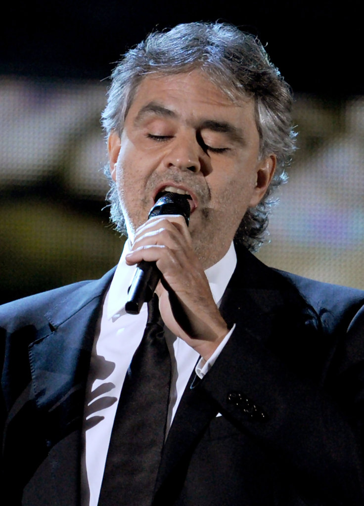 Andrea Bocelli Photos»Photostream52nd Annual GRAMMY Awards - Show