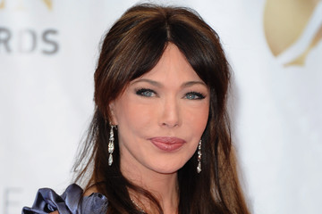 Hunter Tylo 52nd Monte Carlo TV Festival Closing Ceremony - Golden Nymph Award