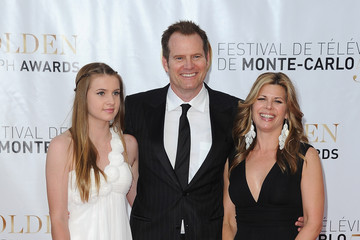 Jack Coleman 52nd Monte Carlo TV Festival Closing Ceremony - Golden Nymph Award