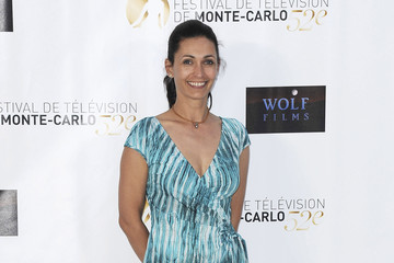 Adeline Blondieau 52nd Monte Carlo TV Festival - 'Dick Wolf Party'
