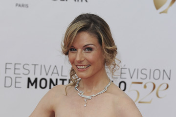 Louise Ekland 52nd Monte Carlo TV Festival - Opening Ceremony