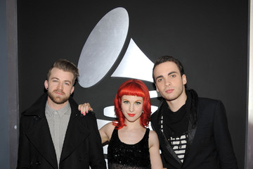 Paramore The 53rd Annual GRAMMY Awards - Arrivals