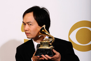 Christopher Tin The 53rd Annual GRAMMY Awards - Press Room