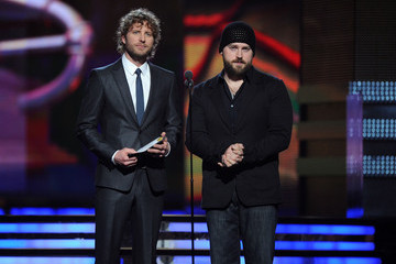 Zack Brown The 53rd Annual GRAMMY Awards - Show