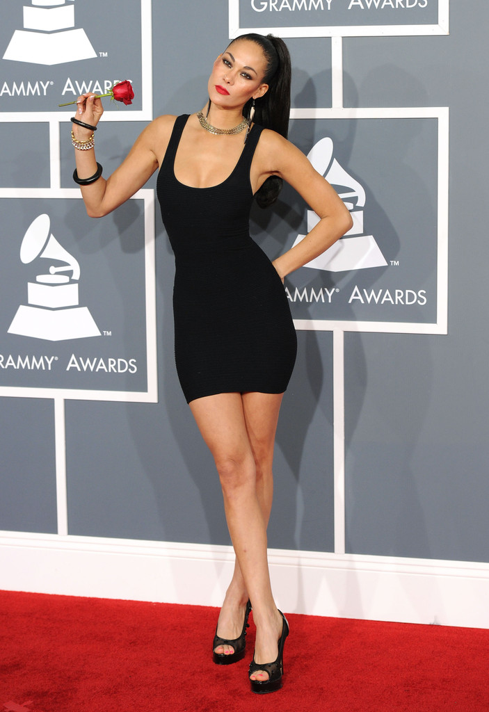 Sade In The 54th Annual Grammy Awards Arrivals Zimbio