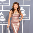 Zarah The 54th Annual GRAMMY Awards - Arrivals