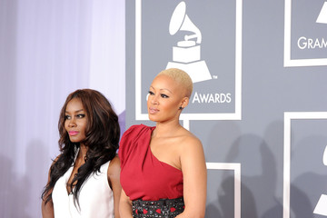 Chanelle Haynes The 54th Annual GRAMMY Awards - Arrivals