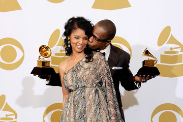 Tammy Franklin The 54th Annual GRAMMY Awards - Press Room