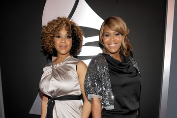 Trecina Atkins Campbell The 54th Annual GRAMMY Awards - Red Carpet