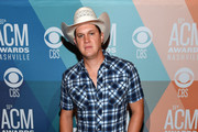 Jon Pardi attends virtual radio row during the 55th Academy of Country Music Awards at Gaylord Opryland Resort & Convention Center on September 15, 2020 in Nashville, Tennessee. (Photo by Jason Davis/Getty Images for ACM)