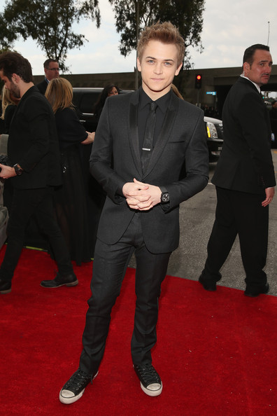 Singer Hunter Hayes attends the 55th Annual GRAMMY Awards at STAPLES Center on February 10, 2013 in Los Angeles, California.