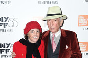 "Nan A. Talese and Gay Talese attend a screening of ""Voyeur"" during the 55th New York Film Festival at The Film Society of Lincoln Center, Walter Reade Theatre on October 4, 2017 in New York City."