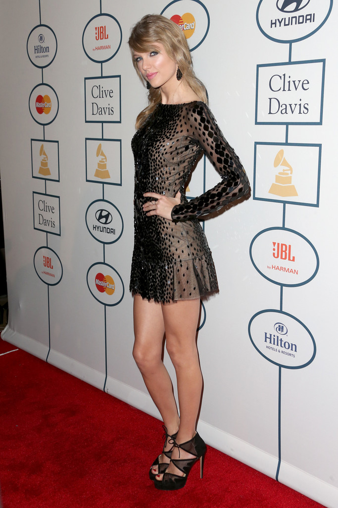 Taylor Swift Taylor Swift Photos The 56th Annual