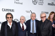 Martin Scorsese Jane Rosenthal Photos Photo