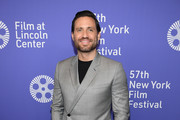"Edgar Ramirez attends the 57th New York Film Festival ""Wasp Network"" arrivals at Alice Tully Hall, Lincoln Center on October 05, 2019 in New York City."