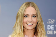"""Joanne Froggatt of the serie """"Liar"""" attends a photocall during the 58th Monte Carlo TV Festival on June 18, 2018 in Monte-Carlo, Monaco."""