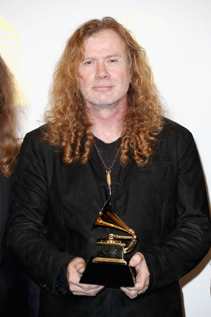 dave mustaine haircut - Haircuts Models Ideas