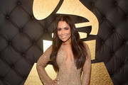 Producer/Media Personality Tracey Edmonds attends The 59th GRAMMY Awards at STAPLES Center on February 12, 2017 in Los Angeles, California.