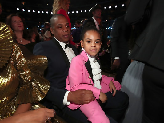 The Internet Has Zero Chill About Blue Ivy's Incomprehensible Freestyle Rap