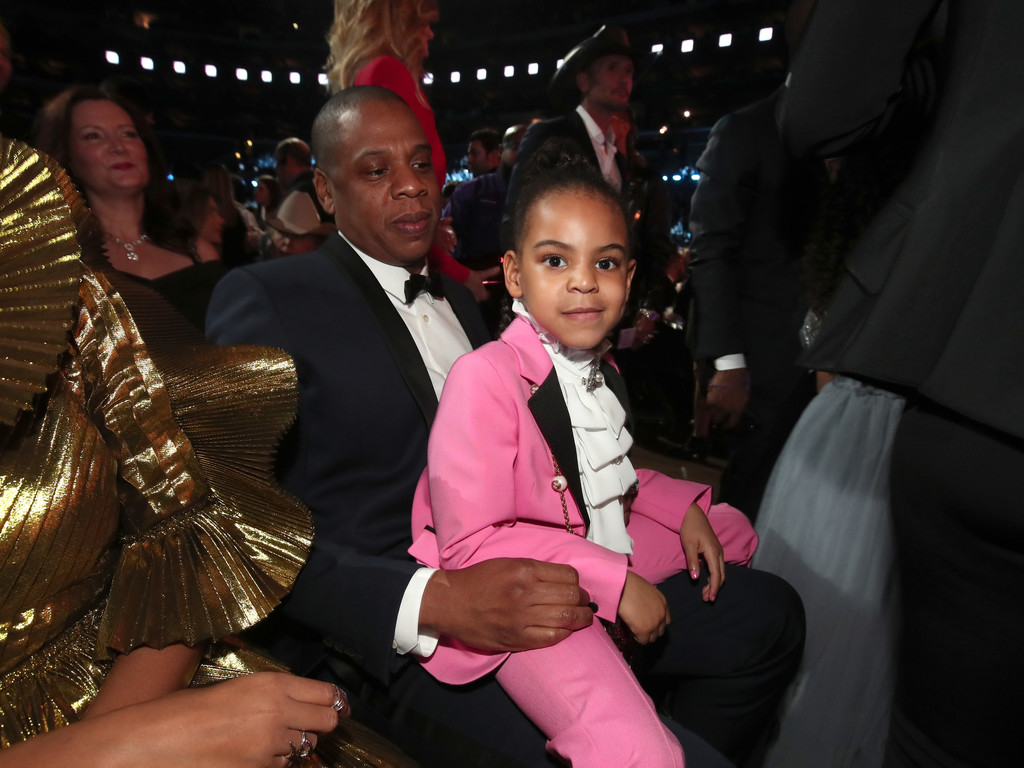 The Internet Has Zero Chill About Blue Ivy's Freestyle Rap