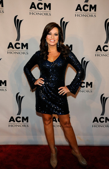 Robin Meade In 5th Annual Acm Honors Red Carpet Zimbio